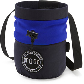 Moon Climbing S7 Retro Chalk Bag MIS navy